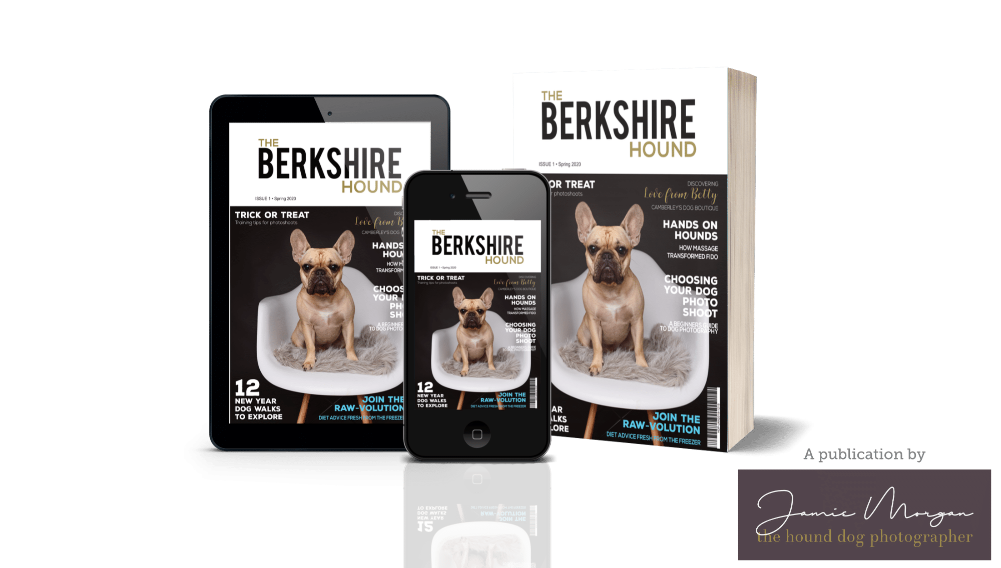 The Berkshire Hound Magazine